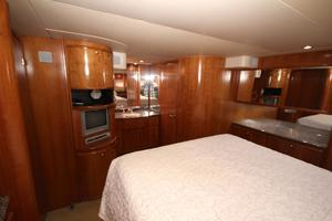 58' Meridian 580 Pilothouse 2003 Master Stateroom 4