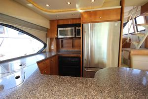 58' Meridian 580 Pilothouse 2003 Galley 1