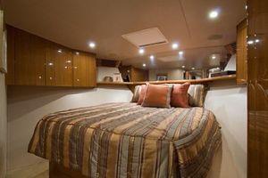 Viking 68 - Forward VIP Stateroom