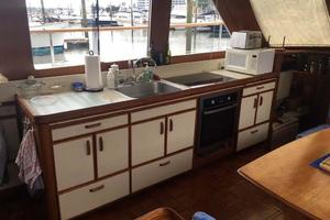 Gulfstar-Liveaboard-Motoryacht-1984-Galileo-Quincy-Massachusetts-United-States-Galley-1015675