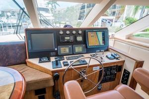 64' Hatteras 64 Motor Yacht 2006 Full Lower Station