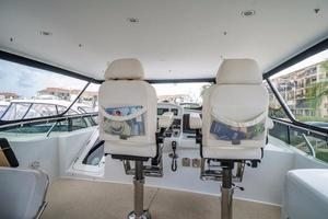 64' Hatteras 64 Motor Yacht 2006 Upgraded Pompanette Helm Seats