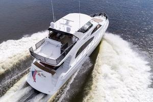 64' Hatteras 64 Motor Yacht 2006 Cruising Overview