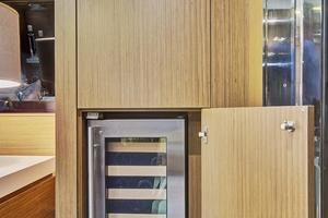 75' Hatteras M75 Panacera 2017 Wine Refrigerator