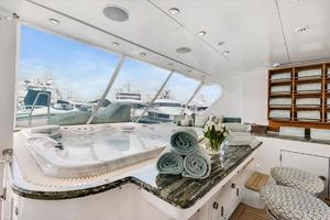133' Custom Raised Pilothouse 2008 Jacuzzi