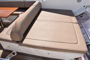 64' Princess Flybridge 2011 Flybridge sun cushions