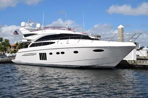 64' Princess Flybridge 2011 Profile