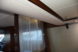 64' Princess Flybridge 2011 Curtain