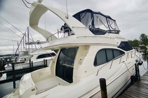 photo of Cruisers-Yachts-5000-Sport-Sedan-1999-YOLO-Niceville-Florida-United-States-Stbd-Aft-Qtr-1092859