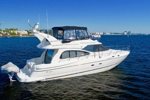50' Cruisers Yachts 5000 Sport Sedan 1999 Profile