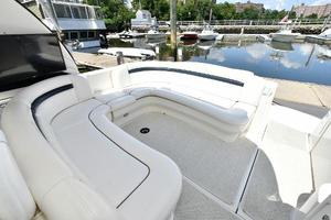 Sea-Ray-390-Sundancer-2004-Press-Luck-New-Rochelle-United-States-Cockpit-Seating--1047571-thumb