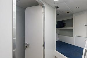 80' Mangusta  2007 Crew Cabin