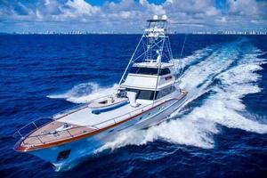 87' Feadship Yacht Fisherman 1985 Alternate Profile