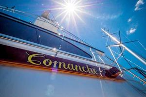 87' Feadship Yacht Fisherman 1985 Nameboards