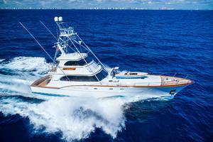 87' Feadship Yacht Fisherman 1985 COMANCHE running