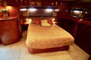 Carver-560-Voyager-2006-NEED-A-BREAK-Orange-Beach-Alabama-United-States-Master-Stateroom-1105780