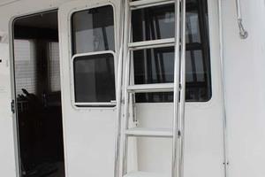 photo of American Tug Pilothouse - Peregrine