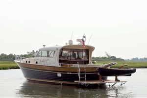 54' Apreamare Express Cruiser 2005 Stern