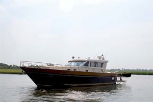 54' Apreamare Express Cruiser 2005 Profile