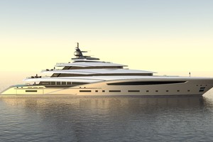 Picture Of a 2023 Custom 278 85m Motor Yachts | 1703179
