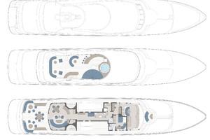 165' Feadship Tri-deck 2000