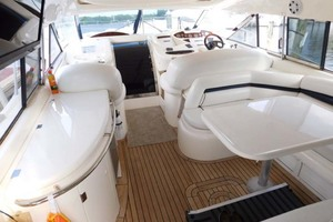 Sunseeker-Predator-2001-Cheryl-Lynn-Stuart-Florida-United-States-Main-Deck-Looking-Fwd-1120329