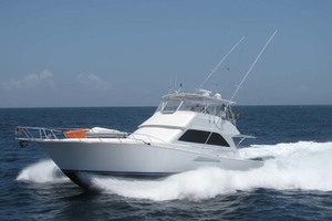 55' Viking 55 Convertible 2004 Profile