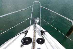 photo of Sunseeker-Camargue-Hard-Top-with-Sunroof-2002-Hula-Girl-Stuart-Florida-United-States-Windlass-1065721