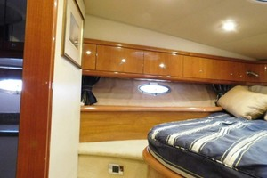 50' Sunseeker Camargue Hard Top with Sunroof 2002 Master Stateroom Port