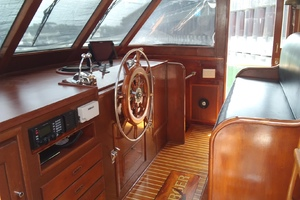 82' Burger Flush Deck with Cockpit 1965
