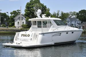 44' Tiara Sovran 2005 Starboard Side Stern
