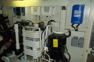 60' Neptunus Flybridge Motoryacht 1999 AC System