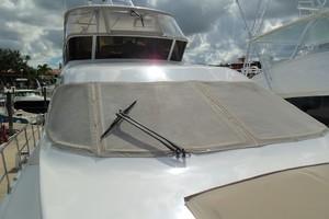 60' Neptunus Flybridge Motoryacht 1999 Bow