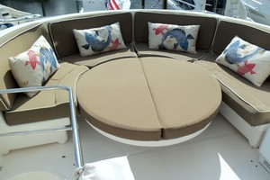 60' Neptunus Flybridge Motoryacht 1999 Flybridge Sun Lounge