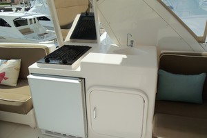 60' Neptunus Flybridge Motoryacht 1999 flybridge Bar
