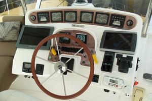 60' Neptunus Flybridge Motoryacht 1999 Flybridge Helm