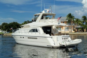 60' Neptunus Flybridge Motoryacht 1999 Alternate Profile