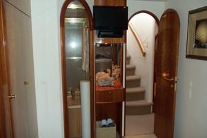 60' Neptunus Flybridge Motoryacht 1999 Master Aft to Starboard