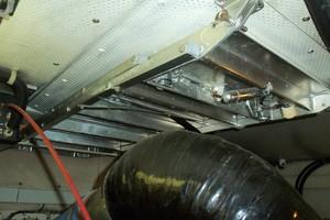 60' Neptunus Flybridge Motoryacht 1999 Marquipt Stored Overhead