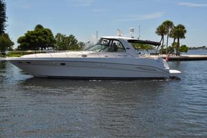 46' Sea Ray 460 Sundancer 2003 2003 46' Sea Ray 460 for Sale - SYS Yacht Sales