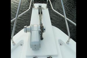 55' Neptunus Sedan Cruiser - 3 SR, TNT Lift 1999 Anchor Detail
