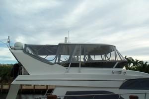 55' Neptunus Sedan Cruiser - 3 SR, TNT Lift 1999 Hardtop & Bimini