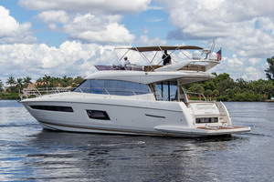 55' Prestige 550 Flybridge 2014 2014 55' Prestige 550 Flybridge for sale - SYS Yacht Sales