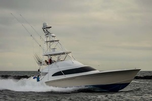 56' 56 Flybridge 2012  BIG OIL