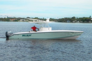 photo of Venture-34-Center-Console-2006-DILLIGAF-Palm-City-Florida-United-States-2006-Venture-34-CC-Profile-1068566