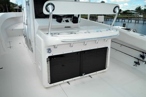 photo of Venture-34-Center-Console-2006-DILLIGAF-Palm-City-Florida-United-States-Leaning-Post-1068573
