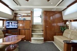 photo of Meridian-459-Motoryacht-2006-Totally-Outta-Control-Long-Island-New-York-United-States-Salon-Aft-1068663