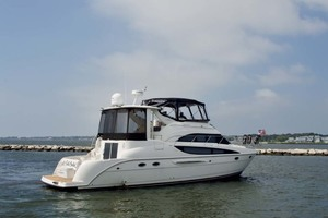 photo of Meridian-459-Motoryacht-2006-Totally-Outta-Control-Long-Island-New-York-United-States-2006-Meridian-459-Stbd-Side-1068641