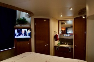 45' Meridian 459 Motoryacht 2006 Master Entertainment