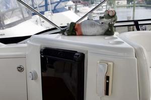 45' Meridian 459 Motoryacht 2006 Aft Deck Refrigerator